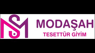 Modaşah Tesettür Logo