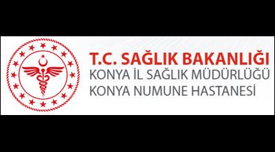 Konya Numune Hastanesi Logo