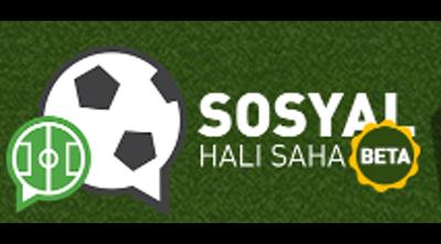 Sosyal Halı Saha Logo