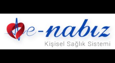 E-Nabız Logo
