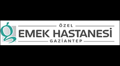 Emek Hastanesi (Gaziantep) Logo