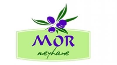 Mor Meyhane Logo