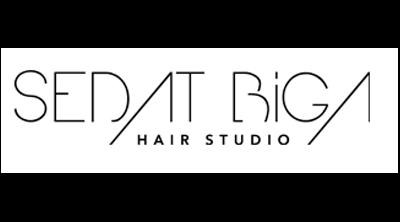 Sedat Biga Hair Studio Logo