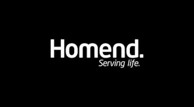Homend Logo