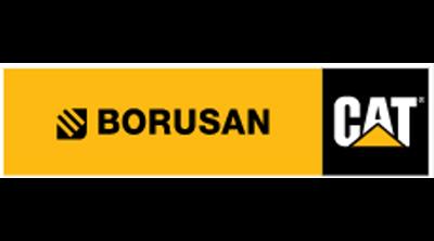 Borusan Cat Logo