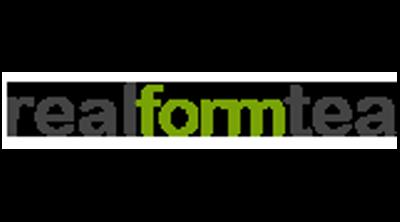 Real Form Tea Logo