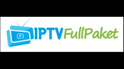 IP TV Full Paket Logo