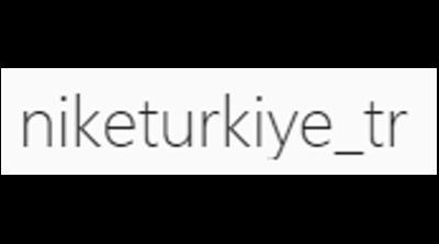 Nike Türkiye (instagram: niketurkiye_tr) - Ayakkabı Sanal Mağazası Logo