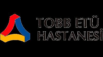 TOBB ETÜ Hastanesi Logo