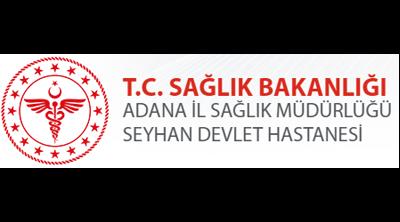Adana Seyhan Devlet Hastanesi Logo