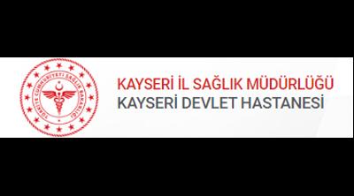 Kayseri Devlet Hastanesi Logo
