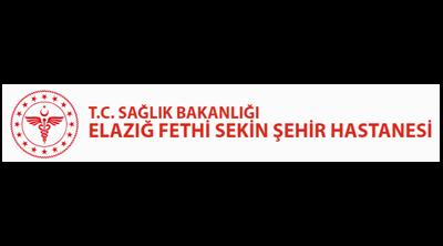 Elazığ Fethi Sekin Şehir Hastanesi Logo