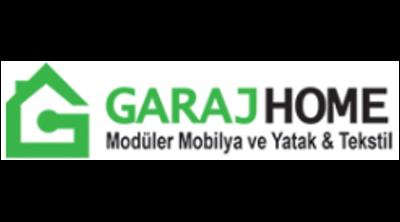 Garaj Home Logo
