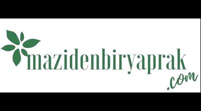 Maziden Bir Yaprak Logo
