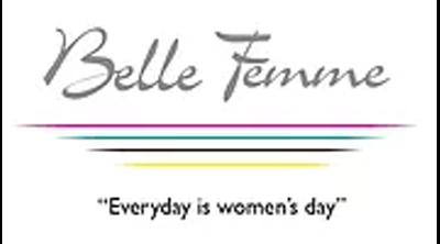 Belle Femme Güzellik Logo