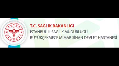 Büyükçekmece Mimar Sinan Devlet Hastanesi Logo