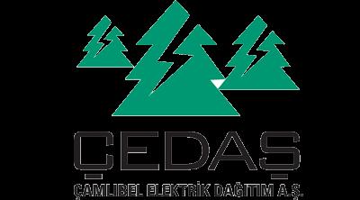 Çedaş Logo