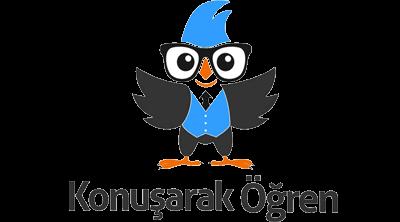 Konuşarak Öğren Logo