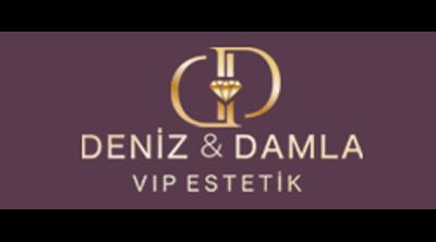 Deniz Damla Vip Estetik Logo