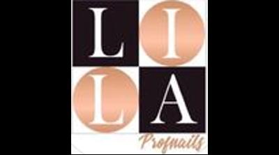Lila Profnails Logo