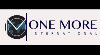 One More International Logo
