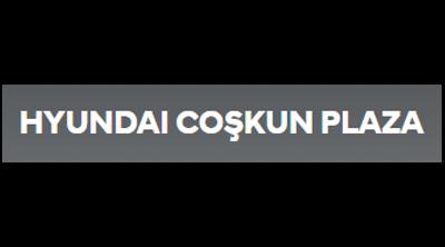 Hyundai Coşkun Plaza Logo