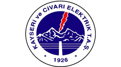 Kayseri ve Civarı Elektrik A.Ş. Logo