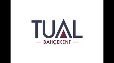 Tual Bahçekent (Bahçeşehir) Logo