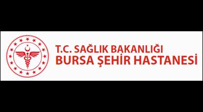 Bursa Şehir Hastanesi Logo