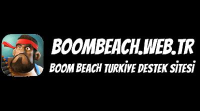 Boom Beach Türkiye Logo