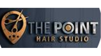 The Point Hair Studio Logo