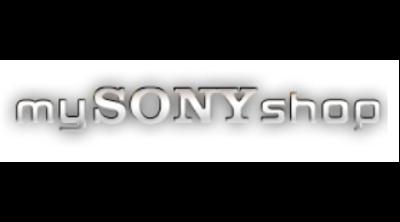Mysonyshop.com Logo
