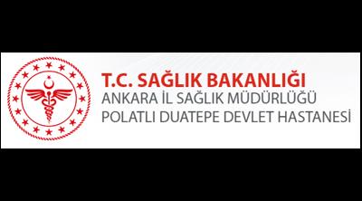 Polatlı Duatepe Devlet Hastanesi Logo
