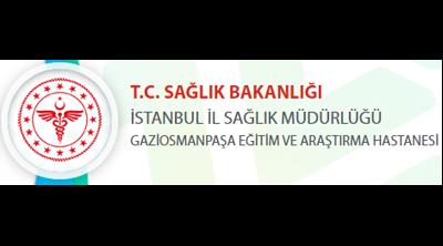 Gaziosmanpaşa Eğitim ve Araştırma Hastanesi Logo