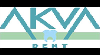 Akvadent Diş Kliniği Logo