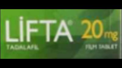 Lifta 20mg Logo