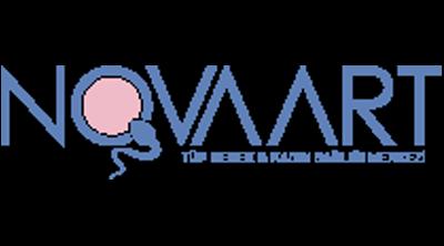 Nova Art Tüp Bebek Merkezi Logo