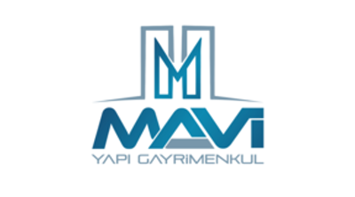 Mavi Yapı Gayrimenkul Logo