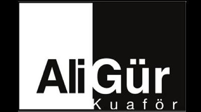 Ali Gür Kuaför Logo