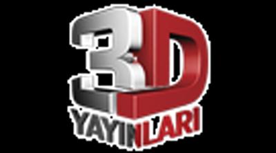 3D Yayınları Logo