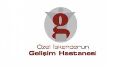 İskenderun Gelişim Hastanesi Logo