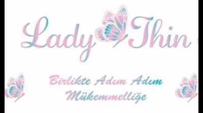 Lady Thin Logo