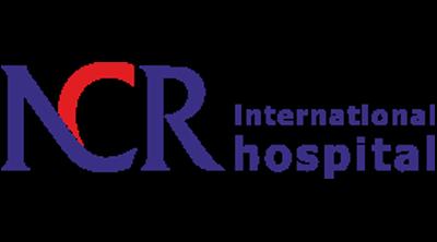 Ncr International Hospital Logo