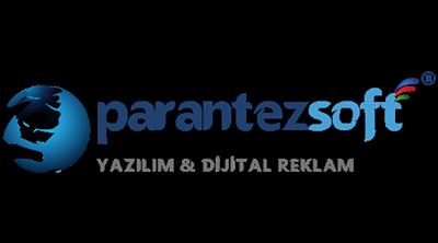 Parantezsoft Yazılım Logo