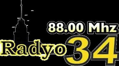 Radyo 34 Logo