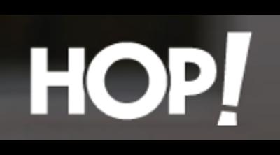 Hop Scooter Logo