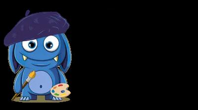 Shelly Pop Art Logo