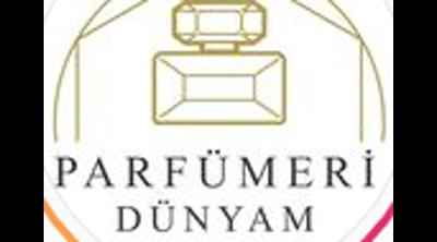 Parfumeri_dunyam Logo