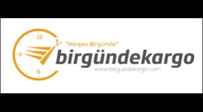 Bir Günde Kargo Logo