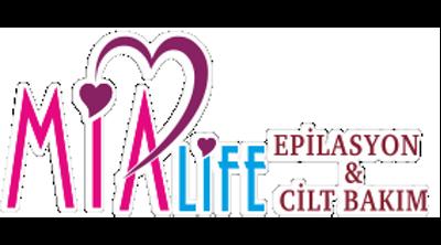 Mia Life Güzellik Merkezi Logo